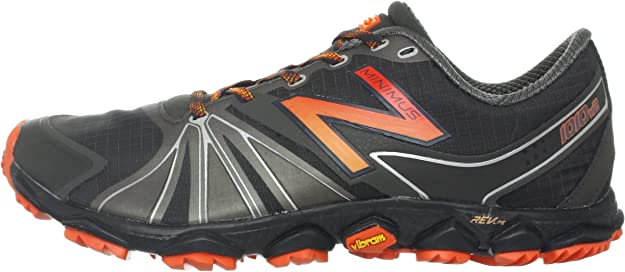 diente En la madrugada plátano  New Balance Minimus MT1010v2 Trail Running Shoes - 7: Amazon.co.uk: Shoes &  Bags