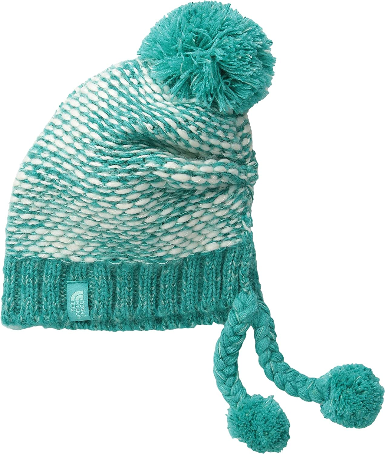 The North Face Girls' Flecka Earflap Beanie (One Size) CLQ1