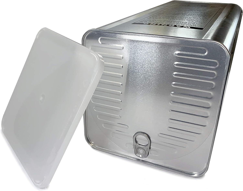 50 lb Steel Can E7018 5//32 Stick electrodes welding rod E7018 5//32