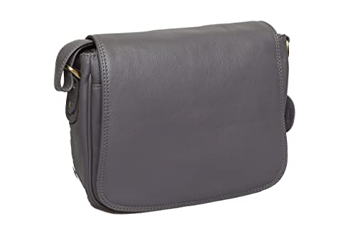 34d30dc7 Bolla Bags Genuine Leather Flapover Bag (MARGOT) - 6 Colours Available