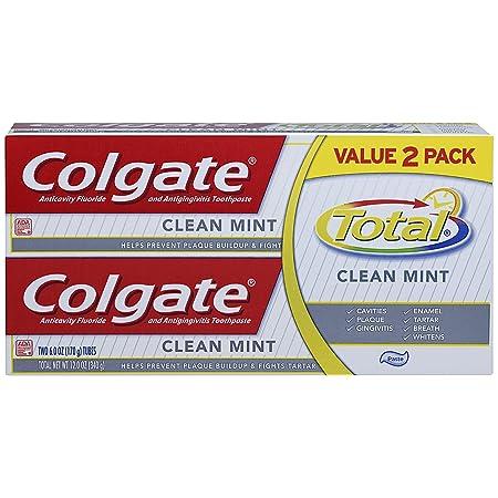 Review Colgate Total Clean Mint