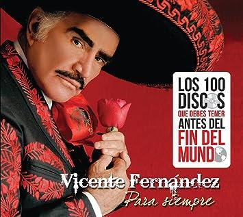 Vicente fernandez - Vicente Fernandez Para Siempre Caja De Carton - Amazon.com Music