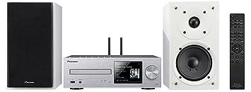 Pioneer X-HM76D-SW - Sistema Hight Micro (amplificadores Clase D y 50