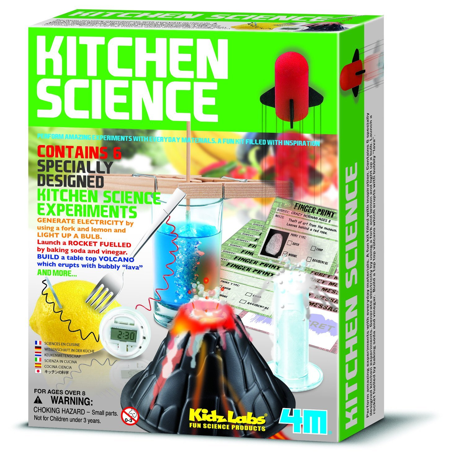 Science Kits - experiments & projects for kids & adults ...