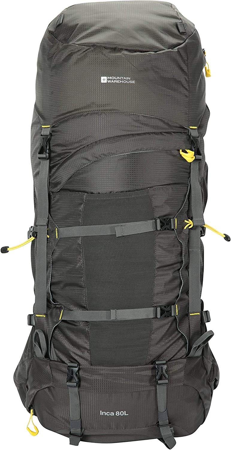 Mochila de 80 Litros marca Mountain Warehouse