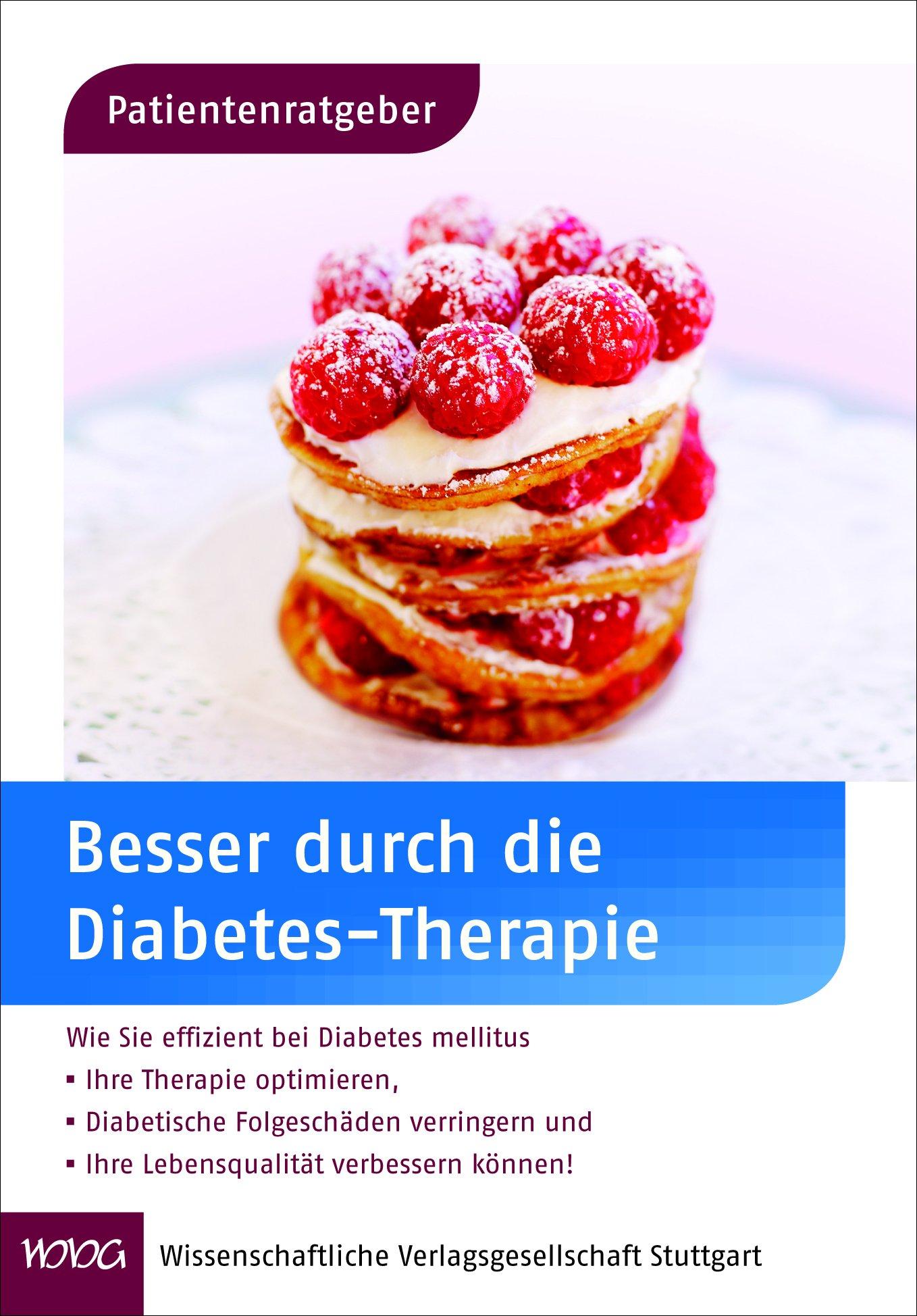 Besser durch die Diabetes-Therapie: mit Mikronährstoffen