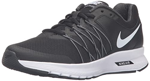 articulo Hazme Malentendido  Buy Nike Women's WMNS AIR Relentless 6 Black/White Anthracite Running Shoes  (843882-001) at Amazon.in
