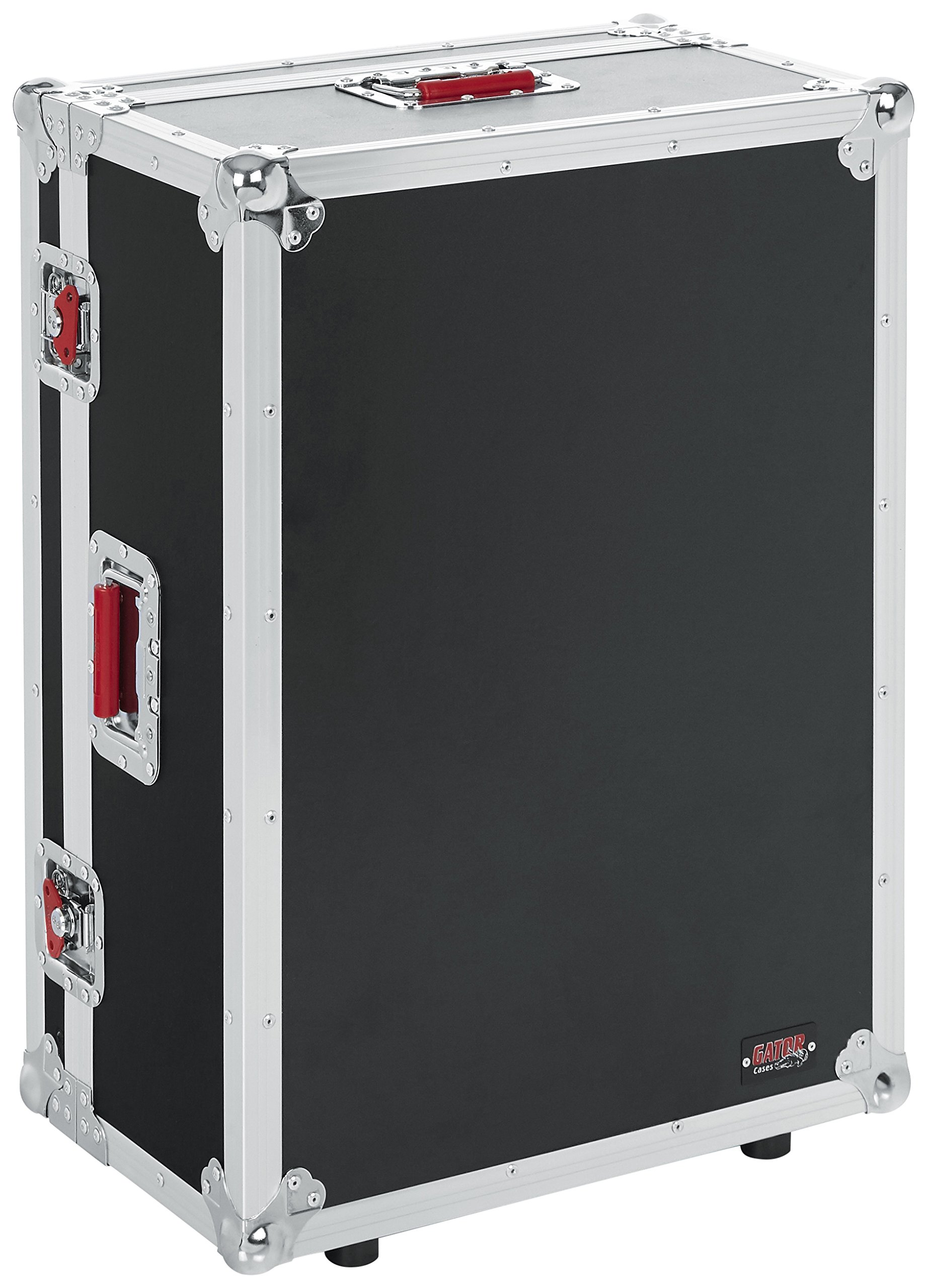 Gator Cases G-TOUR ATA Style Road Case - Custom Fit for Midas M32R Mixer with Built in Wheels and Tow Handle; (G-TOURM32RNDH)
