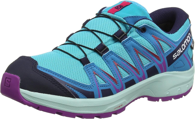 Zapatillas de Deporte Unisex ni/ños SALOMON XA Pro 3D CSWP J