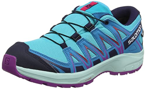 lowest price ffb01 5fcd0 Salomon Unisex-Kinder XA Pro 3D CSWP J Traillaufschuhe