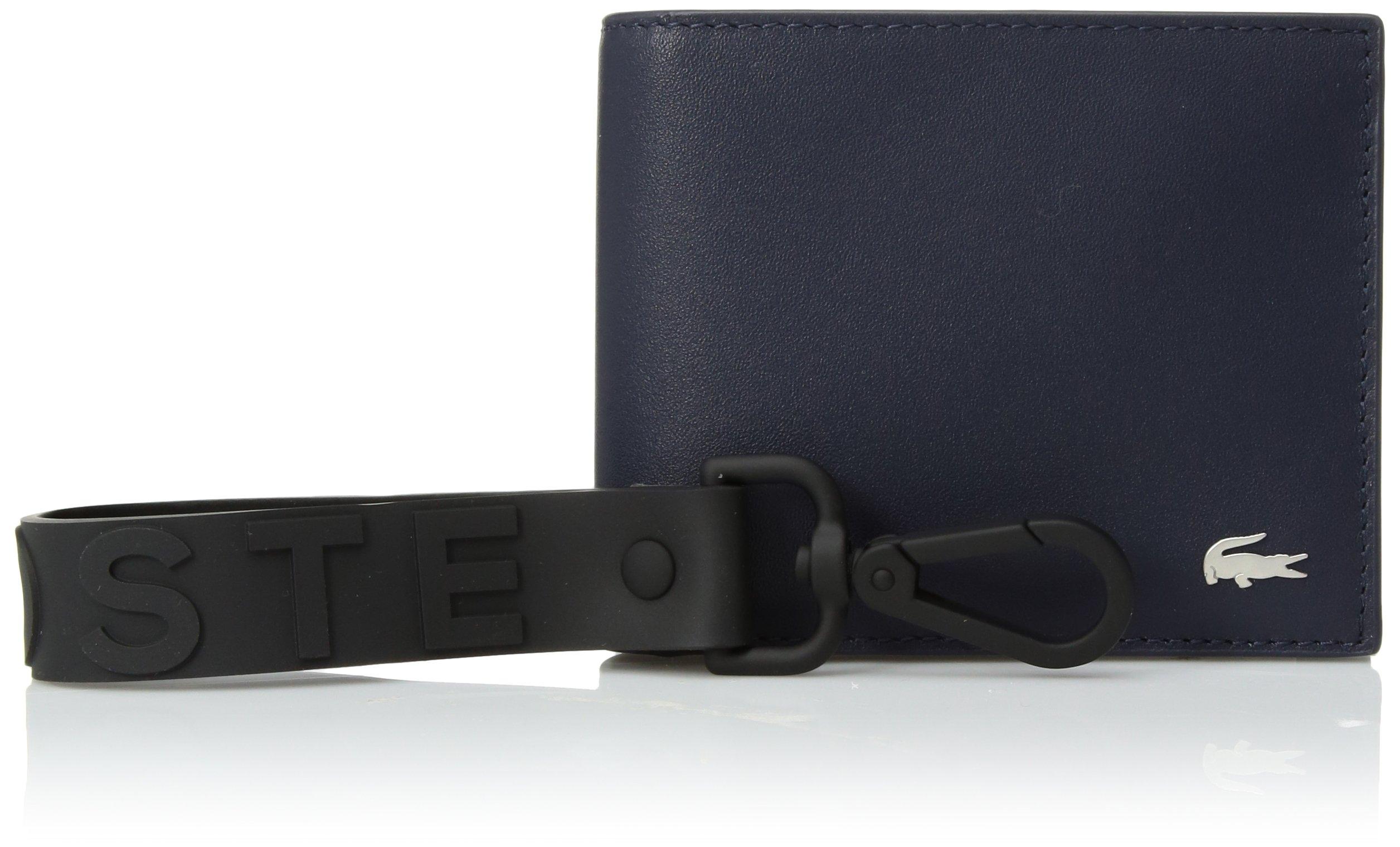 Lacoste Men's FG S Billfold Box, Peacoat, One Size