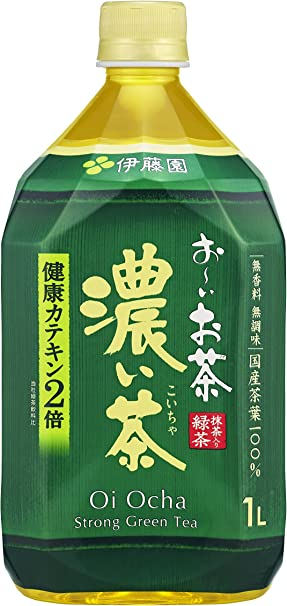 伊藤園 濃い茶
