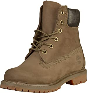 Timberland Slim Premium 6 Inch Boots: Amazon.co.uk: Shoes & Bags