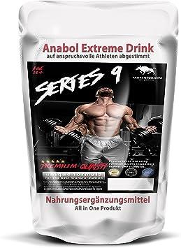 Tauren Tor anabol Extremadamente Drink – muscular de proteína ...