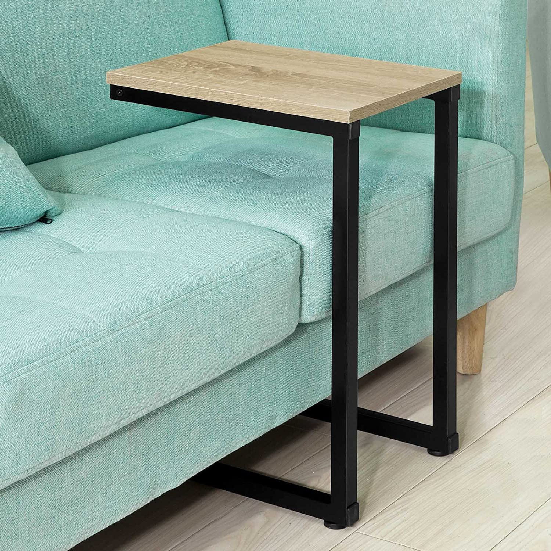 FBT44-N,IT SoBuy/® Tavolino Consolle,Tavolino da Divano,Supporto Tavolino