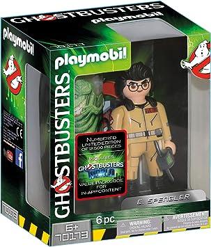 PLAYMOBIL Ghostbusters Figura Coleccionable E. Spengler, a Partir ...