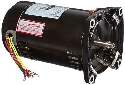 Amazon Com Pentair Ap100dh 3 4 Hp 200 400 Volt 3 Phase Motor