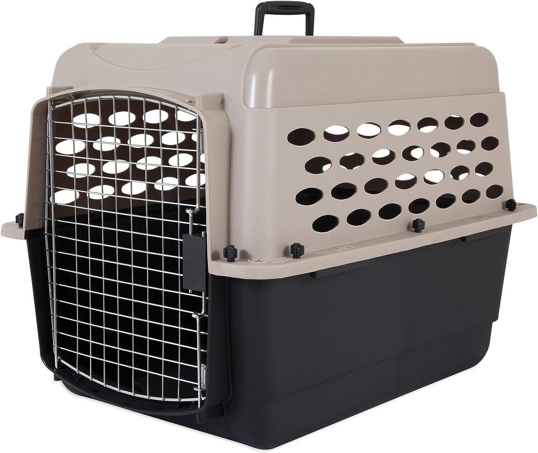 32 Intermediate Pet Mate 21948 Vari Kennel II Traditional,Taupe//Black