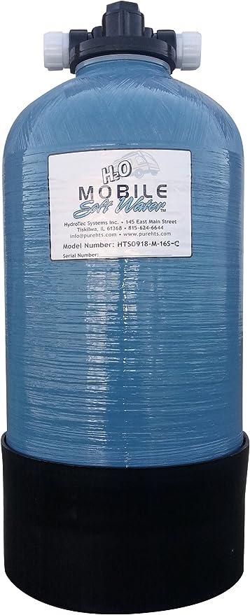 Mobile-Soft-Water Portable 16,000 Grain (tm) Unit
