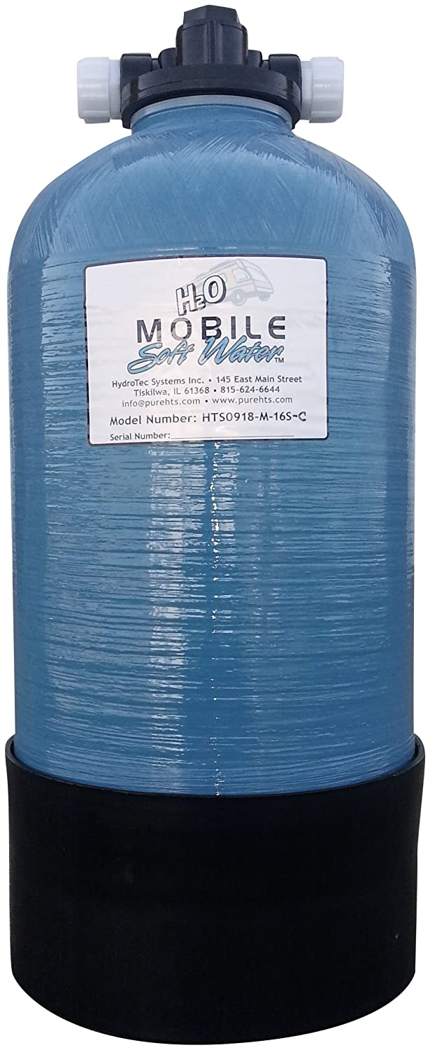 Mobile-Soft Portable Water Softener