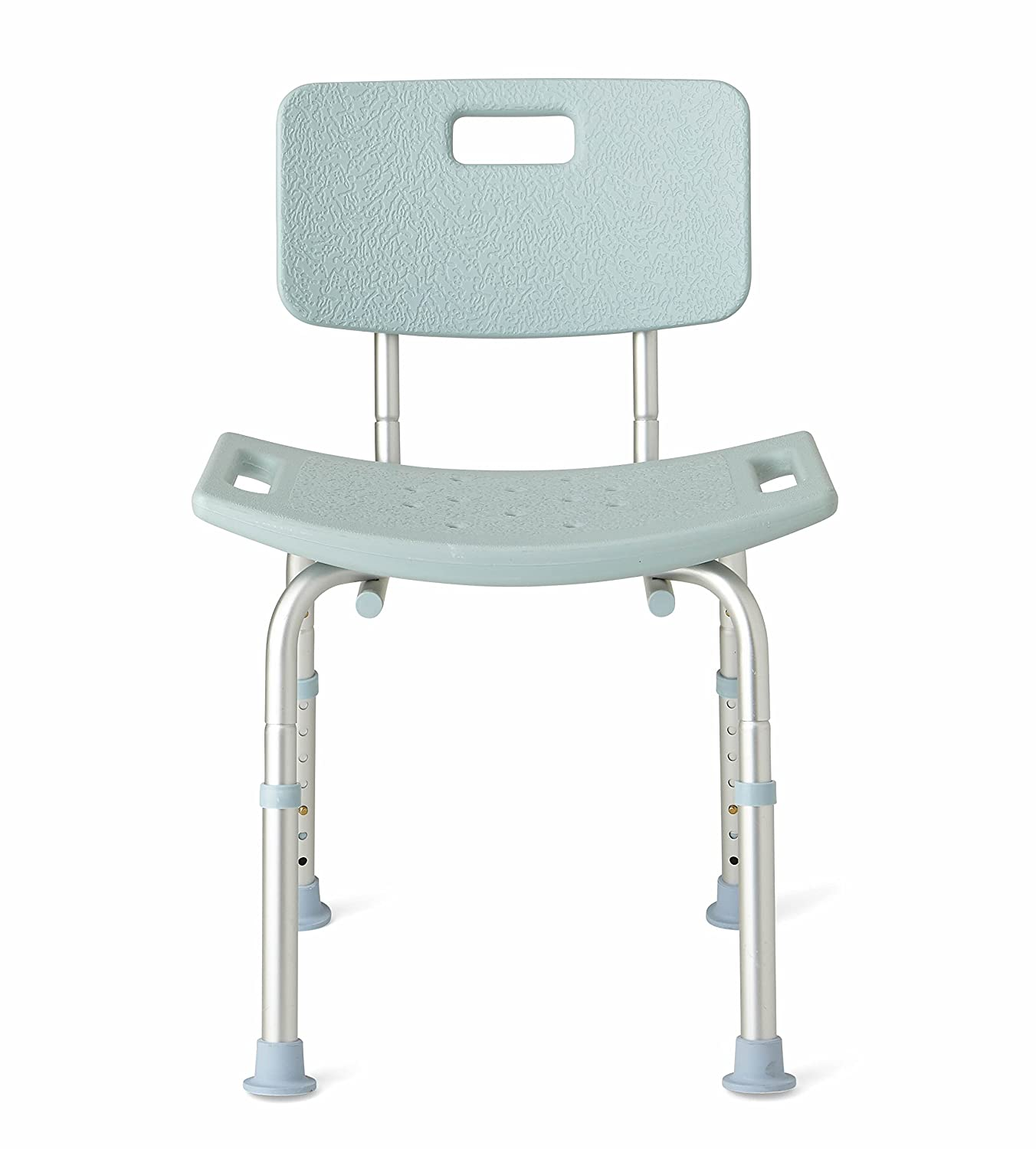 Amazon.com: Medline Bath Bench with Back, Microban: Health ...