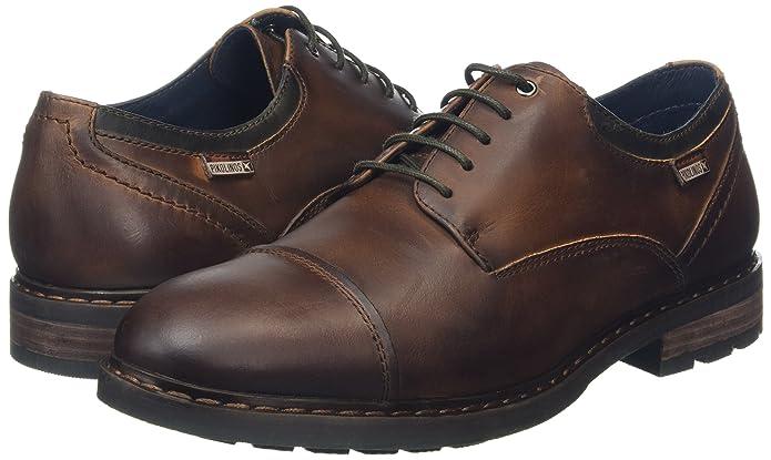 Pikolinos Caceres M9e_i16, Zapatos de Cordones Derby para