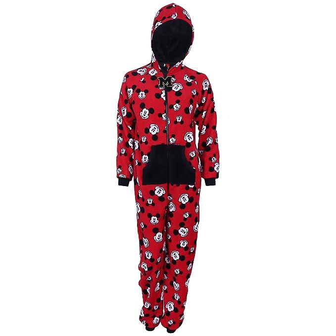 Pijama Rojo Mickey Mouse Disney - X-Small
