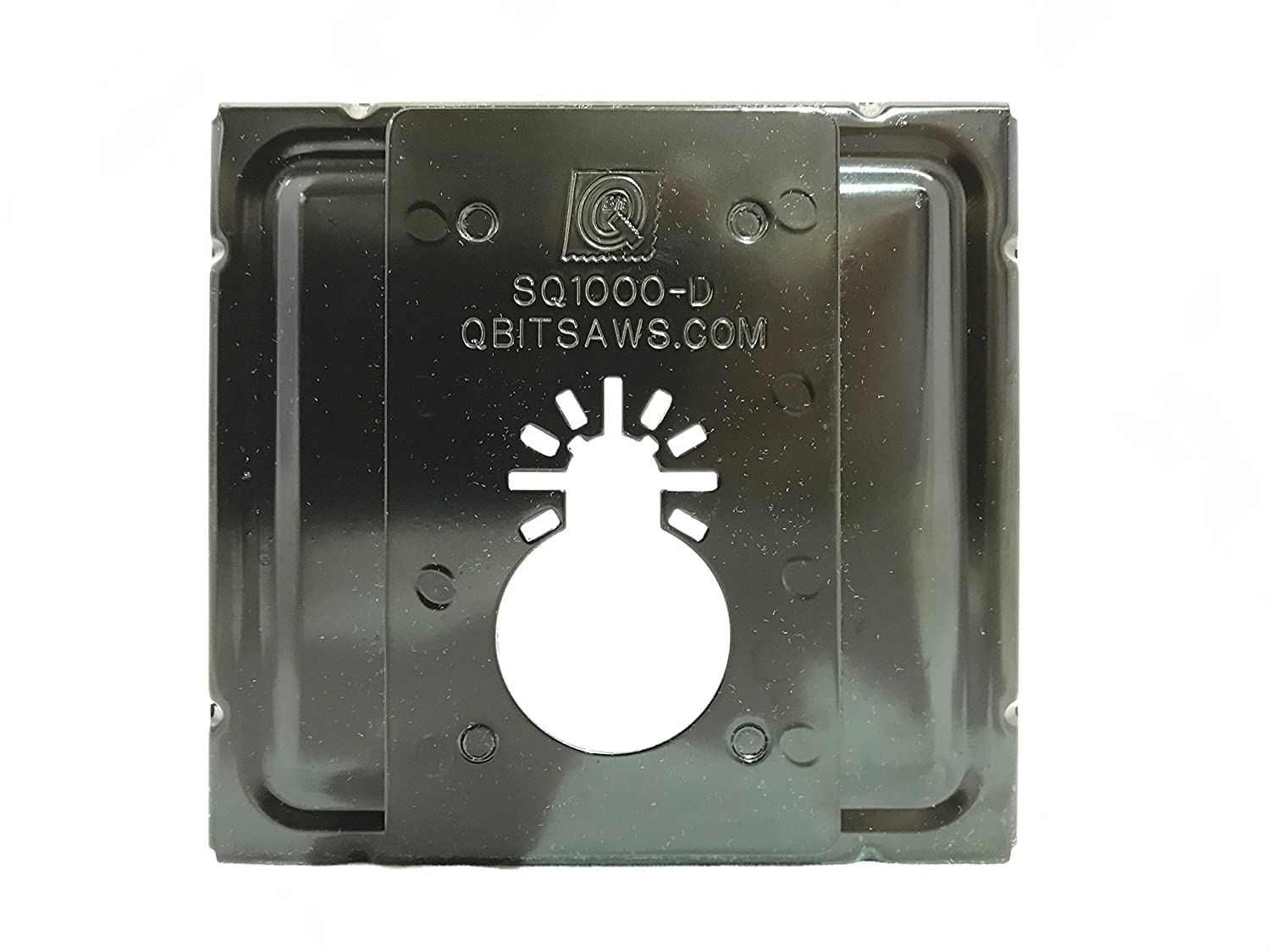 Box Saw for Double Gang Outlet Box / QBit SQ1000-D Power Oscillating ...
