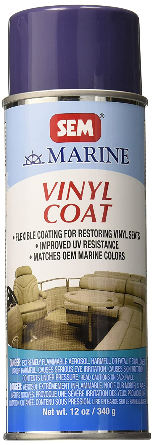 SEM M25003 Ultra Purple Marine Vinyl Coat - 12 oz.