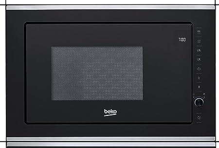 Beko MGB 25333 BG Microondas con Grill, 900 W, 25 litros, Acero ...