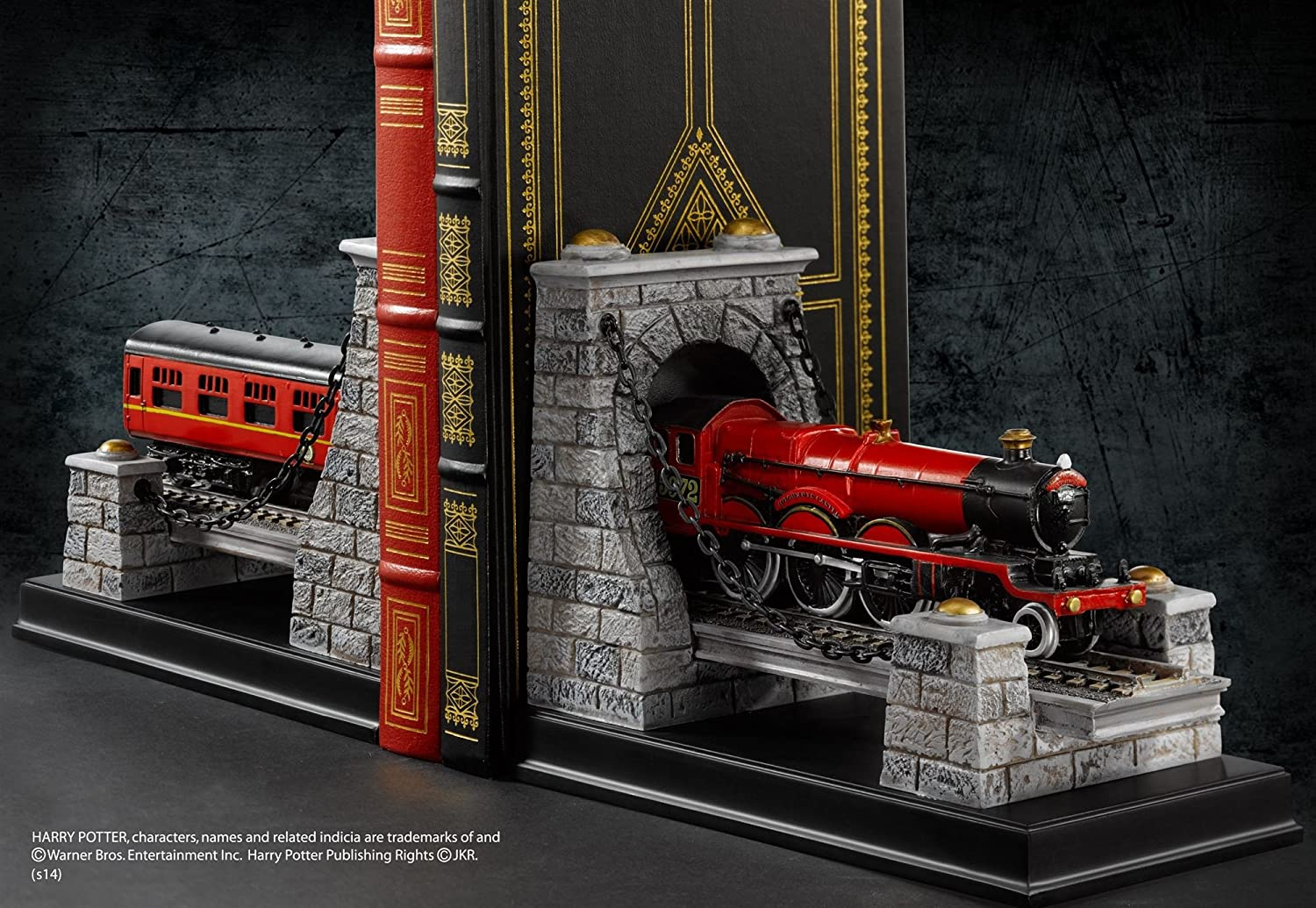 Harry Potter - Hogwarts Express Bookends Noble Collection NN7362