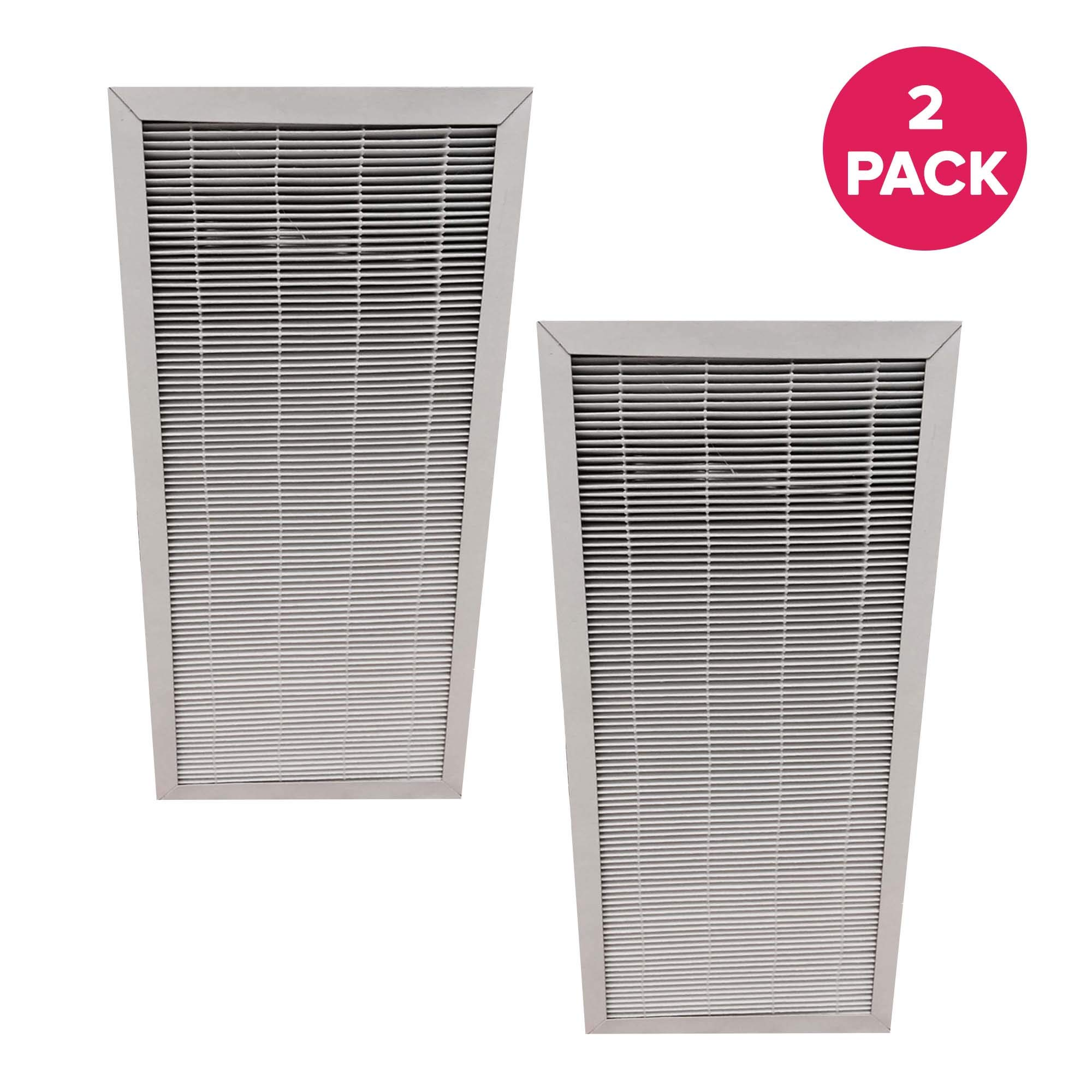Think Crucial Replacements for Deluxe Blueair 400 Air Purifier Filter Fits All 400 Series Air Purifiers (2 Pack)