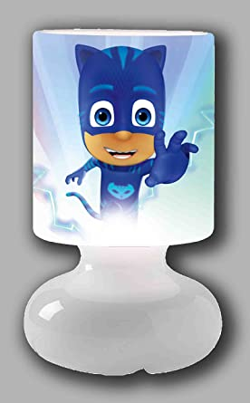 Lámpara de mesa PJ MASKS (3 ° Version)
