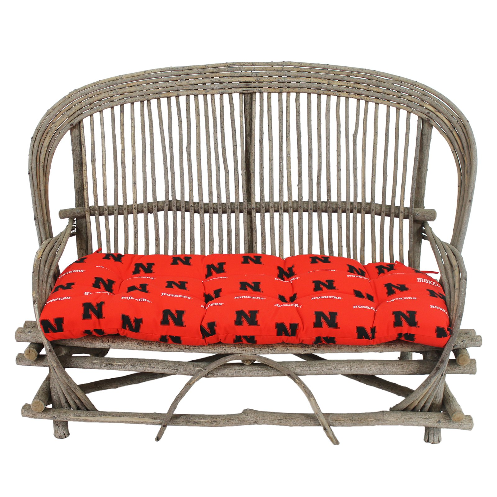 College Covers Nebraska Cornhuskers Settee Cushion by College Covers