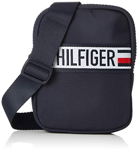 proporcionar una gran selección de buena reputación productos de calidad Tommy Hilfiger Tommy Compact Xover Sports Tape - Bolso de mano Hombre