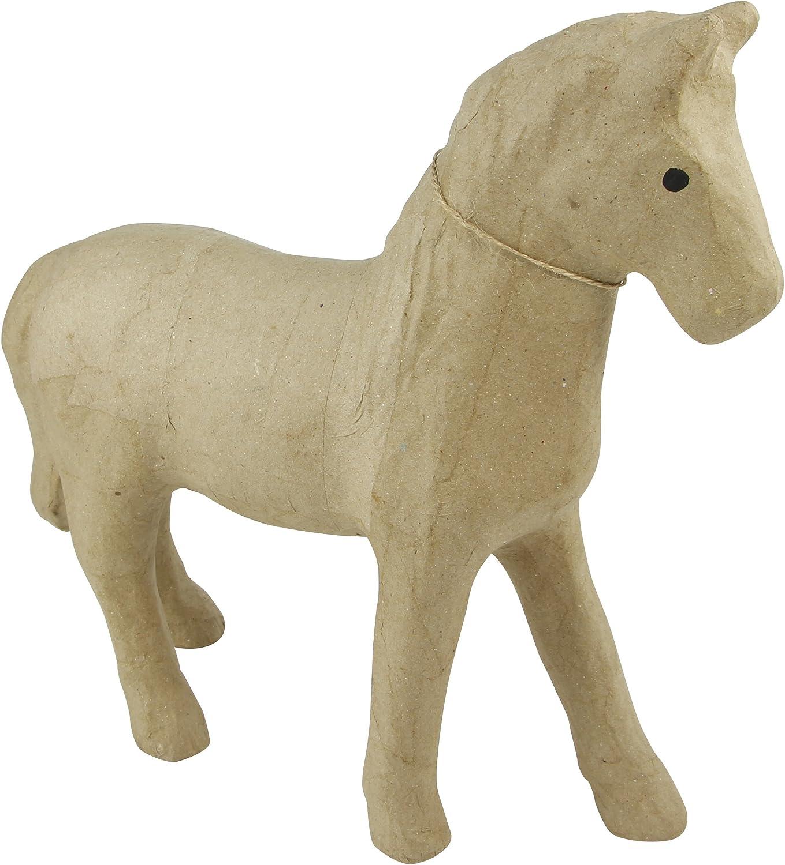 "Art Alternatives PM06301 Paper-Mache Horse-4.75/""X4.25/"""