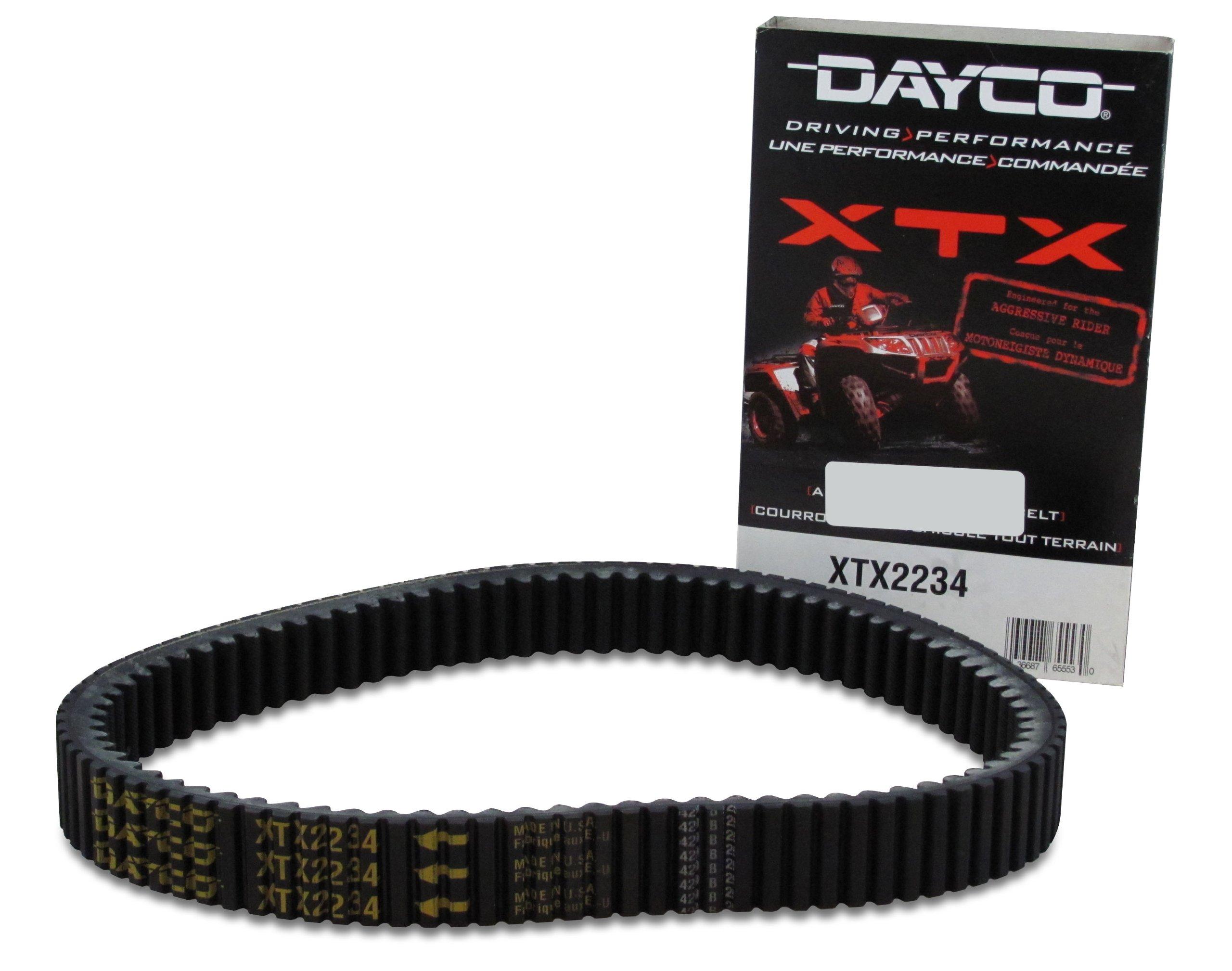 Dayco XTX2234 XTX Extreme Torque ATV/UTV Drive Belt