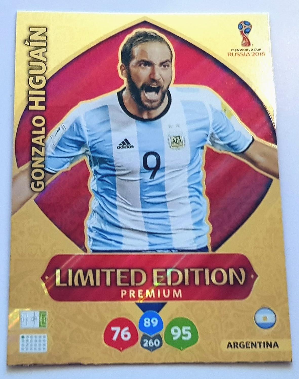 Cromo ADRENALYN XL, Mundial FIFA de fútbol de Rusia 2018 ...