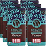 Equal Exchange Organic Panama Extra Dark Chocolate | 2.8 Ounce (Pack of 6)