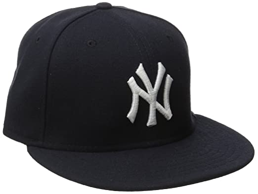 3c2d0899358 New Era Men s Authentic Collection 59FIFTY - New York Yankees Home Road  Navy 6 3