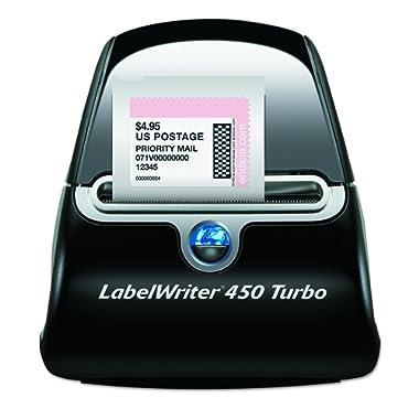 DYMO LabelWriter 450 Turbo Thermal Label Printer (1752265)