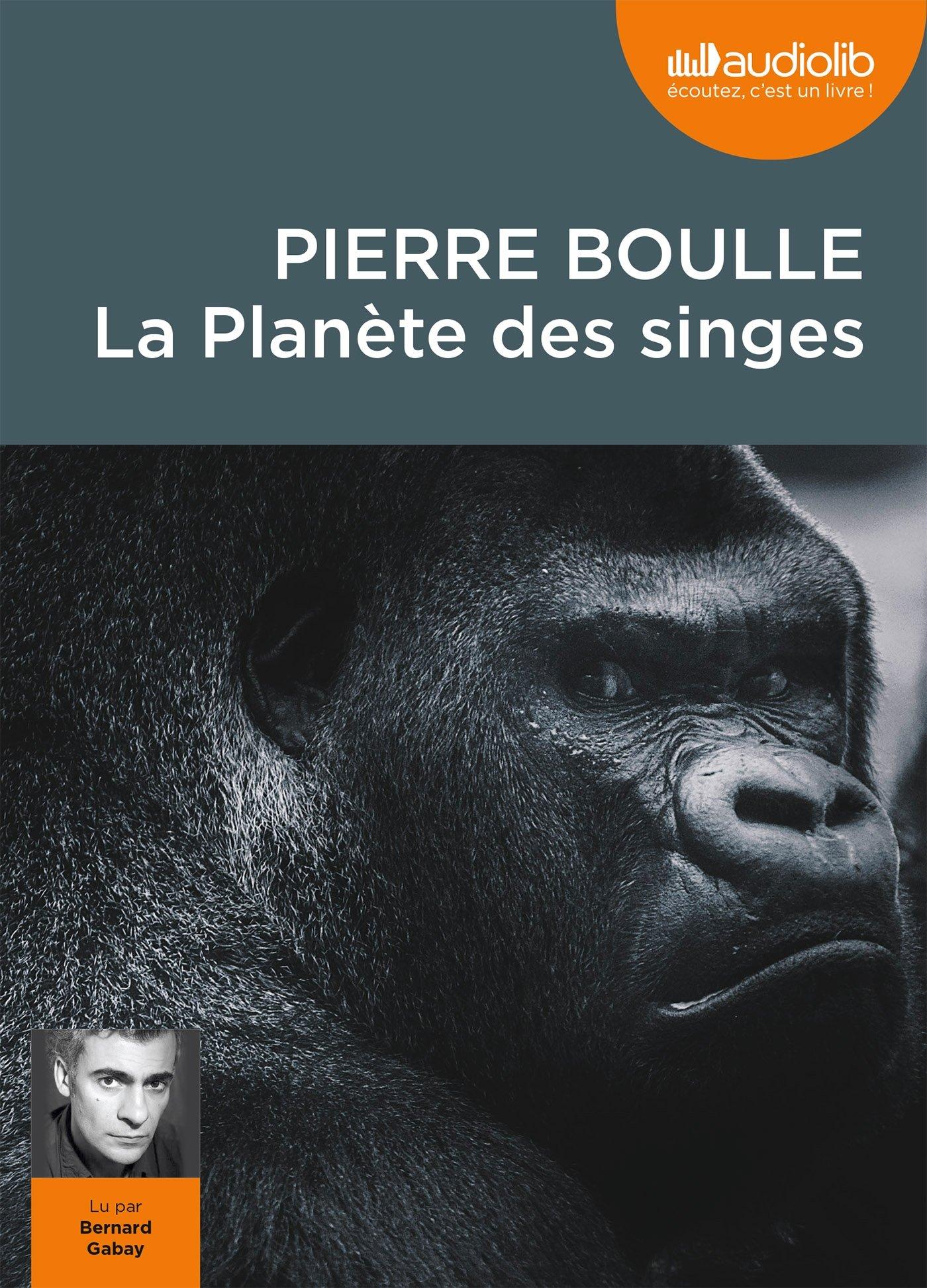 La Planete Des Singes Livre Audio 1 Cd Mp3 Imaginaire French Edition Boulle Pierre Gabay Bernard 9782356417640 Amazon Com Books