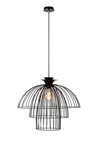 lucide lantana open caged ceiling pendant amazon co uk lighting