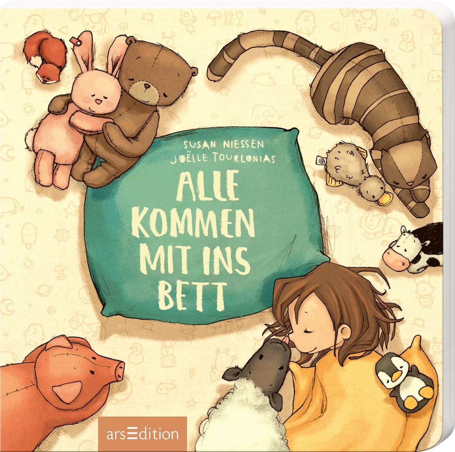 Alle Kommen Mit Ins Bett Amazon Fr Niessen Susan Tourlonias Joelle Livres Anglais Et Etrangers