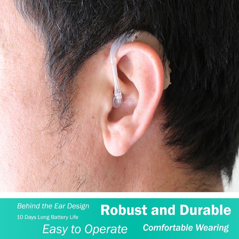 Amazon Neosonic Hearing Amplifier BTE High Performance