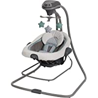 Graco DuetConnect LX Baby Swing and Bouncer (Manor)