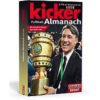 Kicker Fußball Almanach 2019: Mit aktuellem Bundesliga-Spieler-ABC