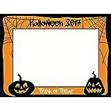 Large custom Halloween photo booth frame- Sizes 36x24, 48x36; Halloween Photo Booth Prop