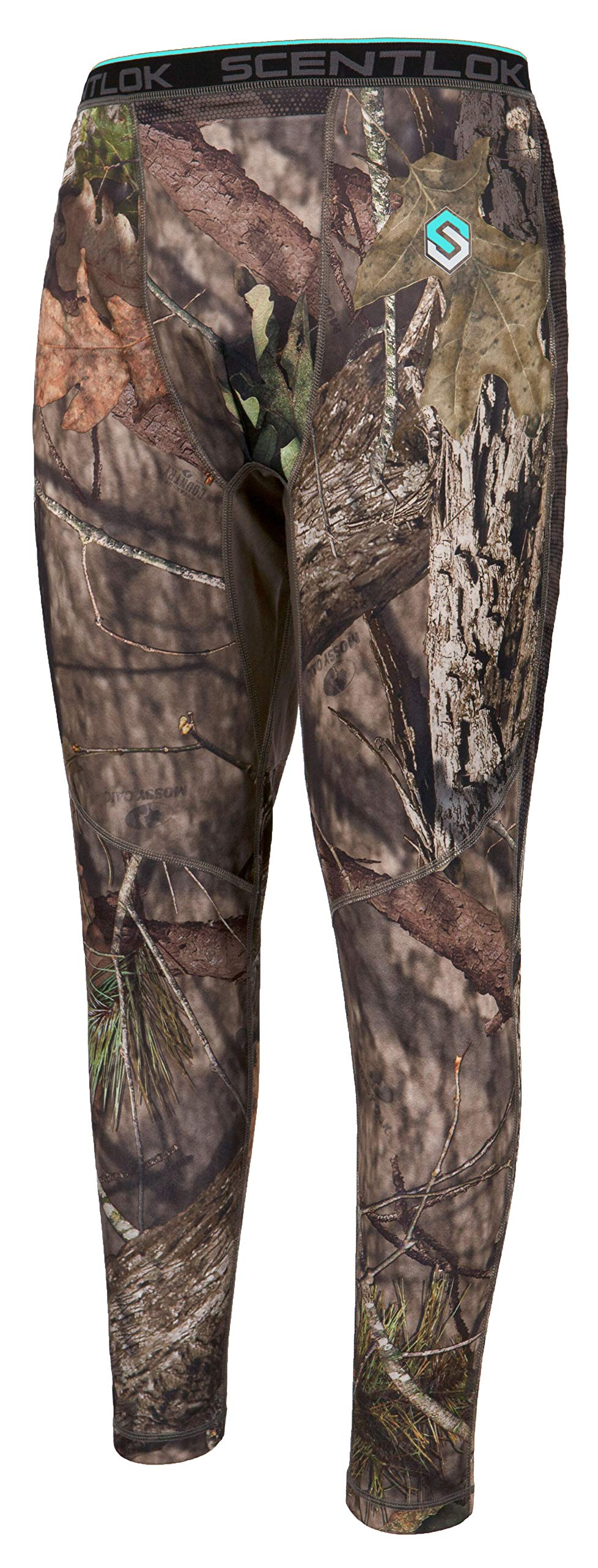 ScentLok Womens BaseSlayer AMP Bottom (Mossy Oak Country, X-Small) by ScentLok