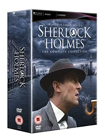 Sherlock Holmes The Complete Collection Dvd Amazoncouk